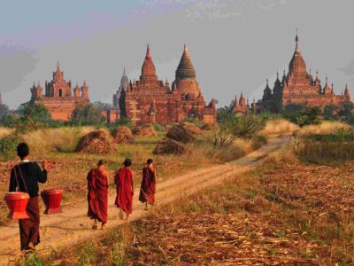 Places to Visit in Myanmar, Bagan